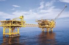 2017年第一季度越南国家油气集团石油开采量达346万吨