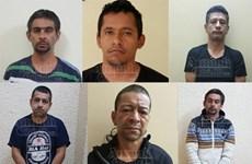 越南警方紧急逮捕涉嫌财产盗窃案的外国犯罪团伙