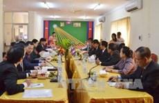 越南祖国阵线与柬埔寨祖国团结发展阵线加强合作