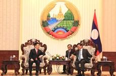 老挝国会和政府领导人高度评价越南国家审计署的帮助