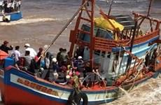 薄辽省发生严重沉船事故 政府总理指导全力做好救援和善后工作