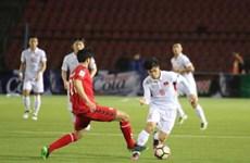 FIFA最新排名:越南队位居世界第136