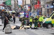 越南强烈谴责瑞典斯德哥尔摩卡车袭击事件