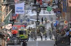 阮春福总理就瑞典首都发生袭击事件向瑞典首相勒文致慰问电