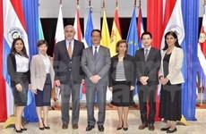 巴拉圭希望促进与越南贸易往来