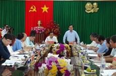 茶荣省需特别重视对外工作