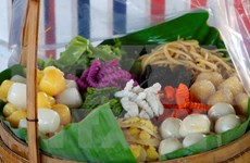 2017年第六次越南南方美食节:推崇民族传统饮食与文化精华