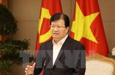 政府副总理郑廷勇:有力开展各项措施 确保实现增长目标