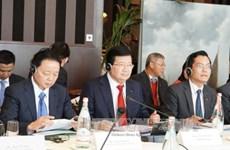 越南与荷兰适应气候变化与水资源管理政府间联合委员会第六次会议在荷兰召开