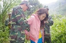 越中加强合作共同打击人口贩卖