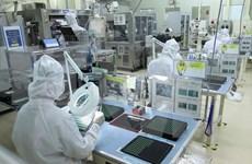 越南电脑和电子产品的出口额创下历史新高