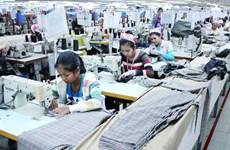 世行:未来两年柬埔寨经济增长率将在7%以下