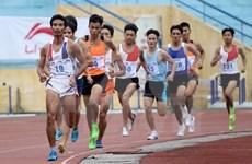 近500名运动员参加2017年统一杯田径赛