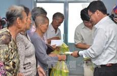 越南胡志明市在柬埔寨开展慈善活动