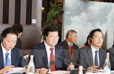 爱尔兰总统:爱尔兰希望推动与越南的合作