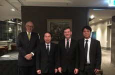 越南与新西兰加强司法合作