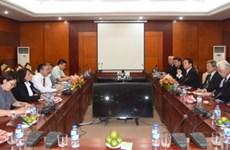 越日两国加强合作 推动残疾人体育发展