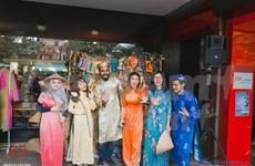 色彩缤纷的越南文化节在澳大利亚墨尔本市举行