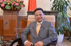 越南首次有代表参加国际法委员会会议