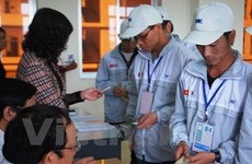 工会保护越南输外劳工