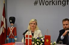 越南与丹麦加强4大战略领域的合作