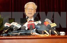 阮富仲总书记:促进民营经济发展成为社会主义市场经济体制的重要动力