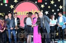 2017年越南大学生节和越南文化日在意大利举行