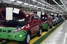 2017年4月越南汽车销量下降18%