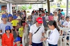 夏季旅游节第一周广宁省接待游客量达近50万人次