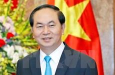 越南国家主席陈大光访华:提高两国合作效果