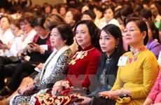 河内市委常务副书记吴氏青姮出席全球市长论坛