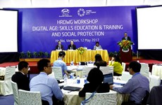 2017年APEC会议: 加强劳动与社会保障领域的合作