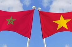 范平明副总理会见摩洛哥驻越大使