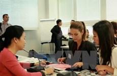 越南企业努力在捷克市场寻找商机