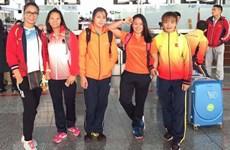 2017年亚洲摔跤锦标赛:越南选手陶氏香摘铜