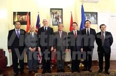越南主持东盟驻罗马委员会例行会议