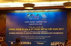 2017亚太越南网版印刷及数字化印刷工艺技术展览会拉开序幕