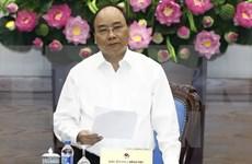 政府总理阮春福:政府总理并不禁止采砂但禁止非法及过度采砂