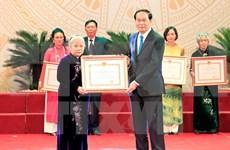 陈大光主席:为文艺工作者深入基层、深入实际创造便利