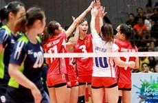 亚洲U23女排赛:越南女排斩获季军