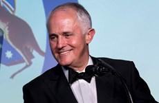 澳大利亚总理特恩布尔将在第16届香格里拉对话会上发表主旨演讲