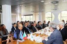 东盟与意大利优先区域合作