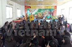 旅居安哥拉越南人举行佛诞节庆祝活动