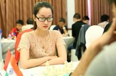 越南棋手武氏金凤摘得2017年亚洲国象个人锦标赛冠军