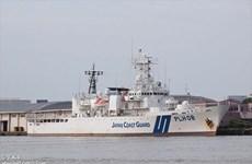 日本协助越南提高海警能力