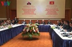 越共与古共第三次理论研讨会在河内举行