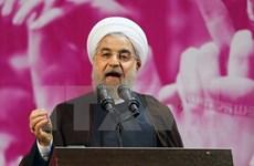 越南外交部发言人:越南祝贺鲁哈尼连任伊朗总统