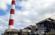 越南太平一号热电厂一号发电机组正式投入运营