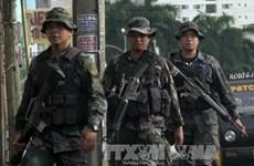 菲律宾大力开展在马拉维市的清剿穆斯林叛军行动