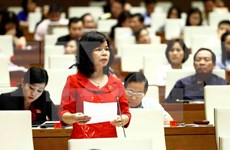 越南第十四届国会第三次会议发表第四号公报